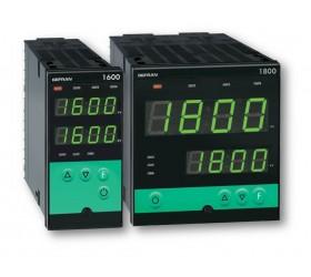 Regulátor teploty konfigurovatelný on-off-pid Gefran 1600/1800
