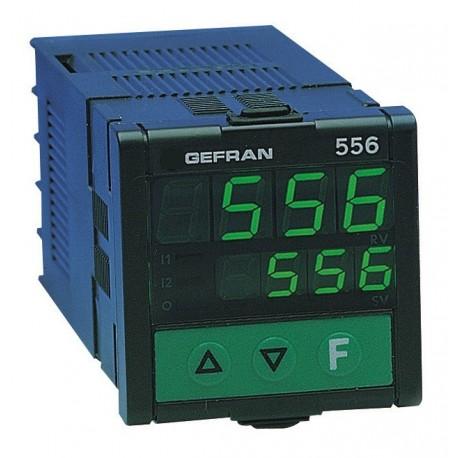 Časovač, čitač, měření frekvence Gefran 556