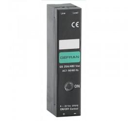 Polovodičové relé - SSR Gefran GS