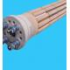Sekční keramický radiátor