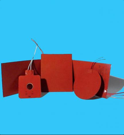 Silikonové ohřívače ETB-Bach